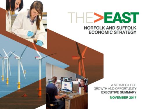 New Anglia Local Enterprise Partnership Executive Summary
