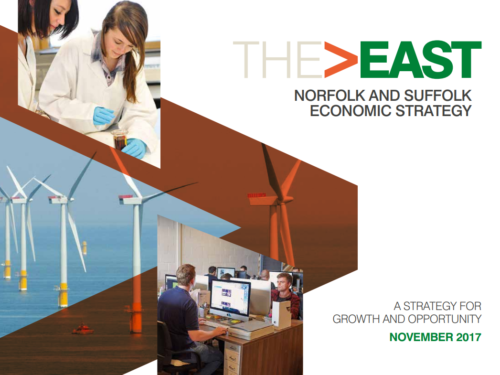 New Anglia Local Enterprise Partnership Economic Strategy