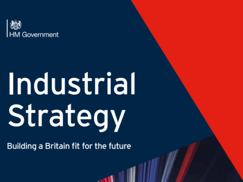 Industrial Strategy Report