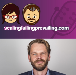 Scaling Failing Prevailing Podcasts