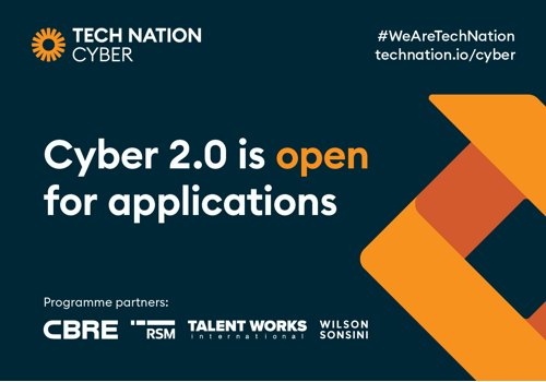 Tech Nation Cyber Security scale-up programme