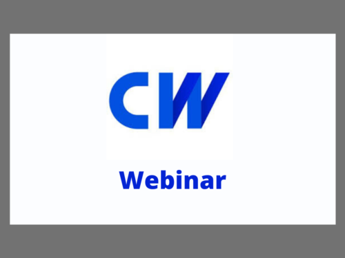 Cambridge Wireless Webinar