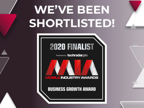 Coderus Business Growth Award