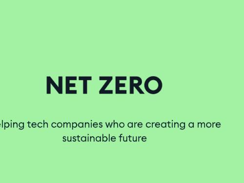 Tech Nation Net Zero