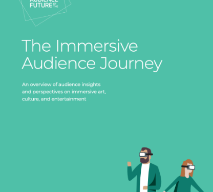 IMMERSIVE AUDIENCE JOURNEY REPORT