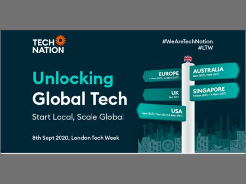 Tech Nation Unlocking Global Tech