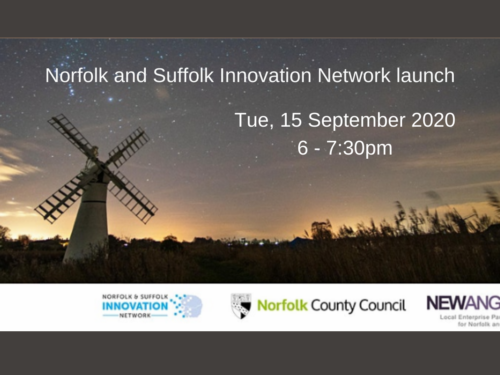 Norfolk and Suffolk Innovation Network launch