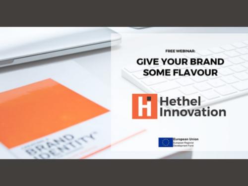 Hethel Innovation Branding event