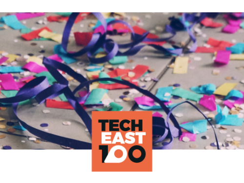 Tech East 100 Launch Event