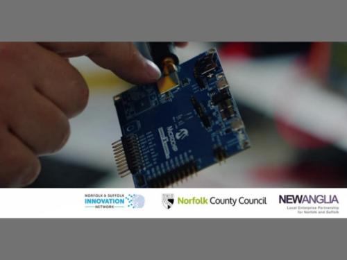 Norfolk Innovation Network - Technology session