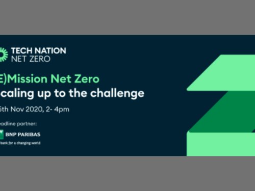 (E)Mission Net-Zero: Scaling up to the challenge Tech Nation