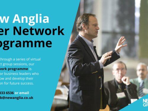 Peer to Peer Network - New Anglia Growth Hub