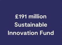 Innovate UK Sustainable Innovation Fund