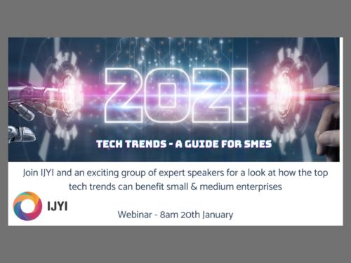 IJYI Ipswich - Tech Trends 2021 webinar