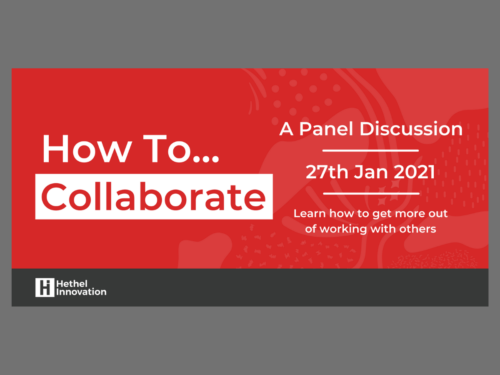 Hethel Innovation How to Collaborate event