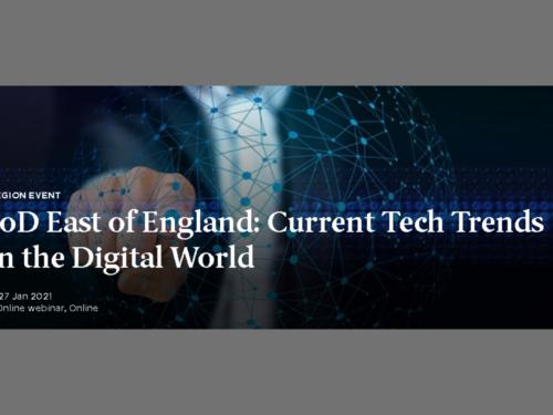 IoD Tech trend with Tim Robinson