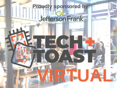 Tech + Toast Jefferson Frank