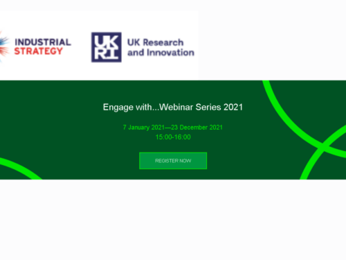 KTN Engage with webinars