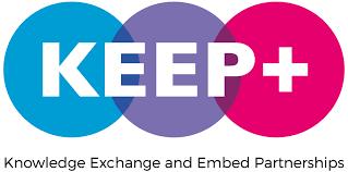 Keep+ Logo