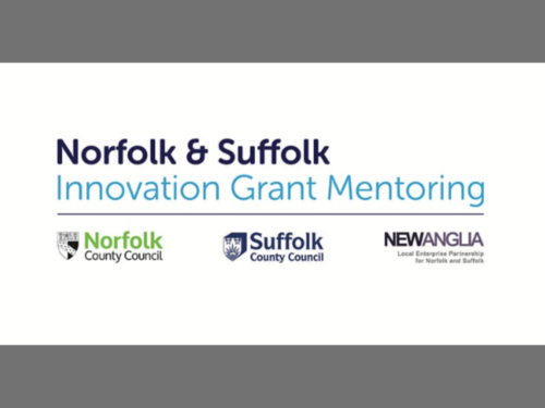 R&D Grant Funding Support Norfolk County Council