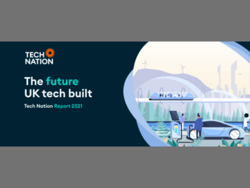 Tech Nation report Launch 2021