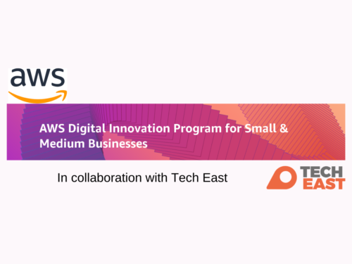 AWS Digital Innovation Program for Small & Medium Businesses