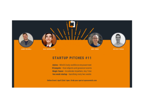 Start-up Pitches #11