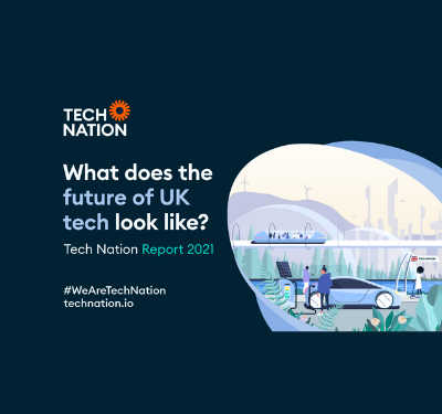 Tech Nation Report 2021