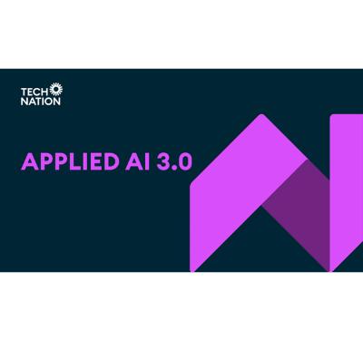 Tech Nation Applied AI Logo