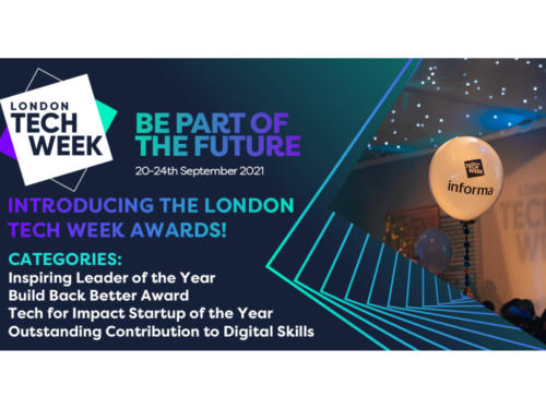 London Tech Week Awards