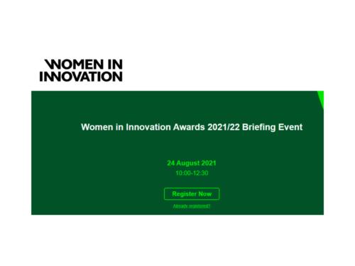 KTN Women in Innovation Awards Briefing