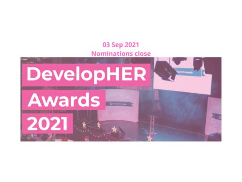 DevelopHer Awards 2021