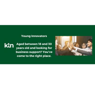 KTN Young Innovators Innovate UK Funding
