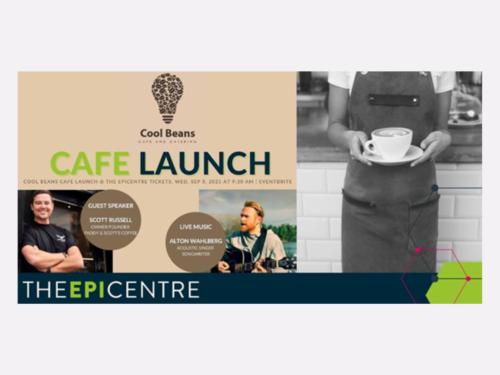 Epicentre Haverhill Cafe Launch