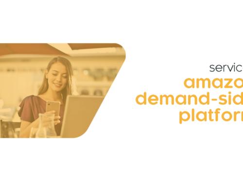 marketplace amp Amazon DSP Partner Agency